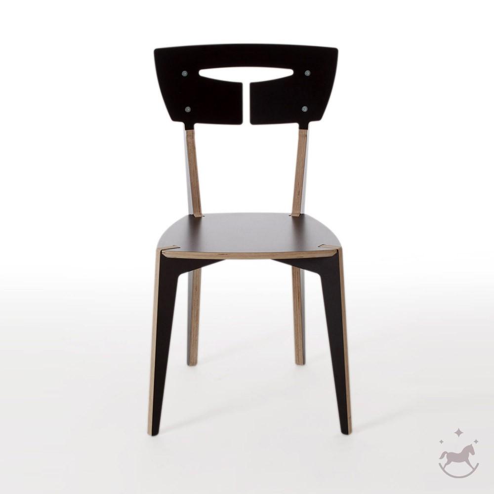 Chair AILERON, Black