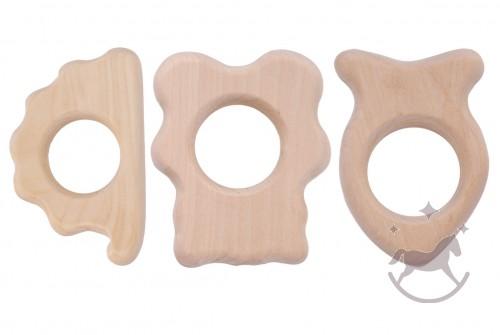 Handmade Wooden Chews