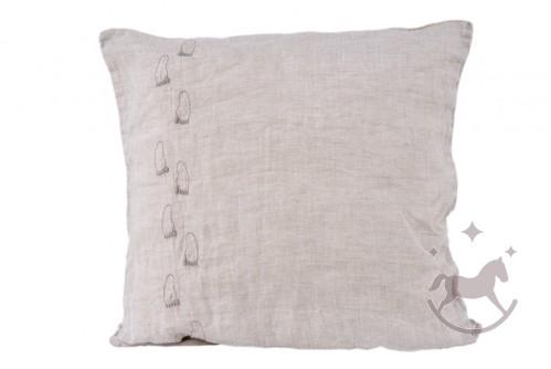 Linen Cushion Cover Fødder