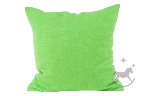 Linen Cushion Cover GREEN