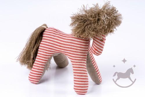 LInen Handmade Horse ANNE