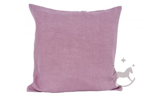 Linen Cushion Cover PURPLE