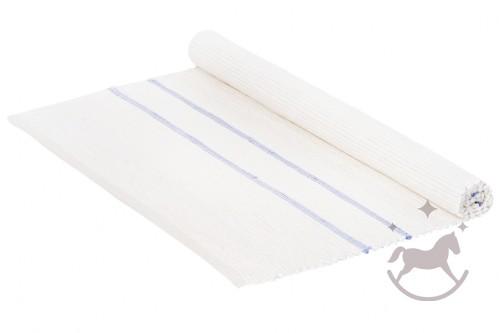Håndvævet tæppe