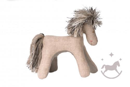 Linen Handmade Horse KNUD
