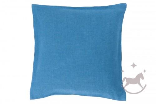 Linen Cushion Cover BLUE