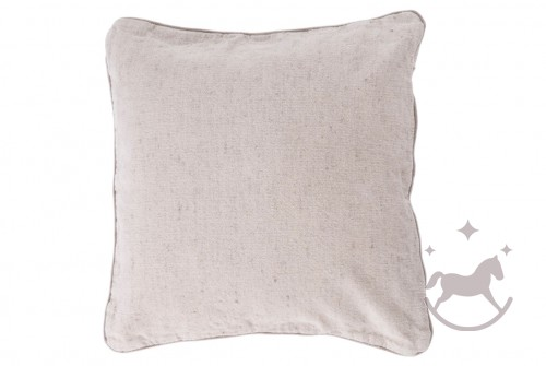 Linen Cushion Cover Chenille