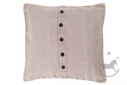 Cushion with buttons