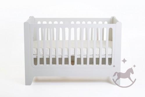 Baby Crib BIRD & BERRY Including Mattress