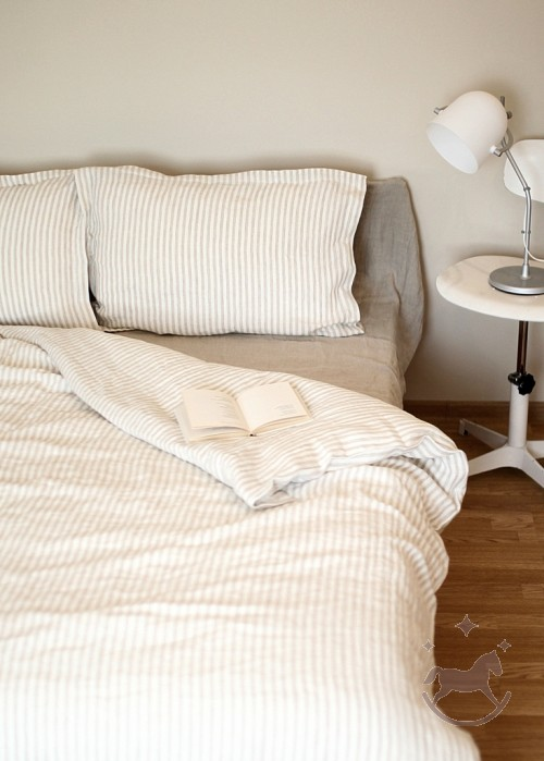 Washed Linen Bedding, MAJA