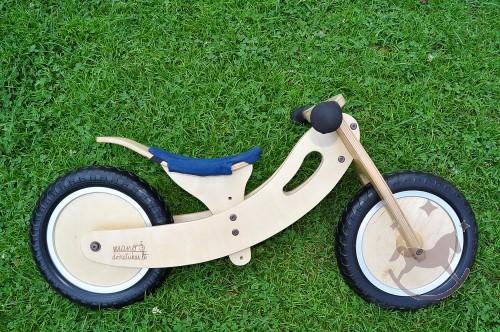 Løbecykel i træ CLASSIC