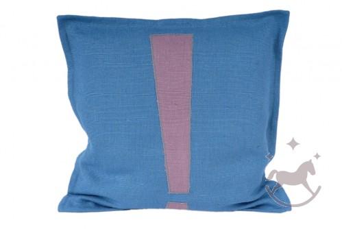 Linen Cushion Cover Splat