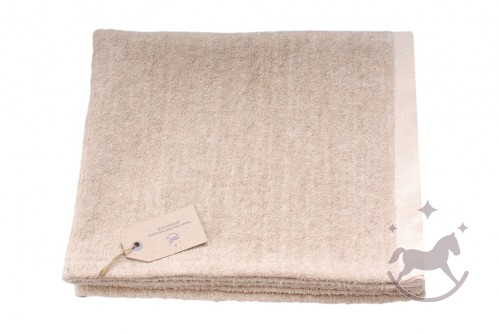 Terry Linen Bath Towel LISEL