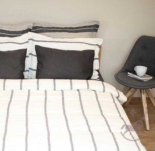 Washed Linen Bedding, EINE