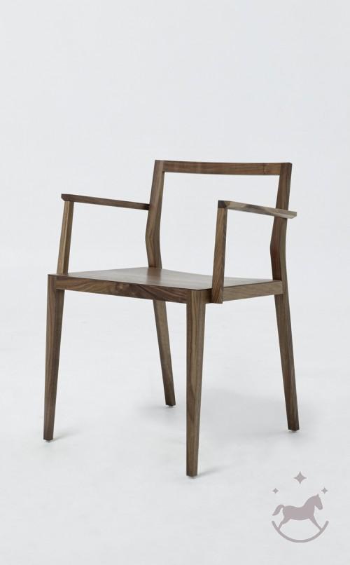 Walnut Tree Chair GHOST PLUS
