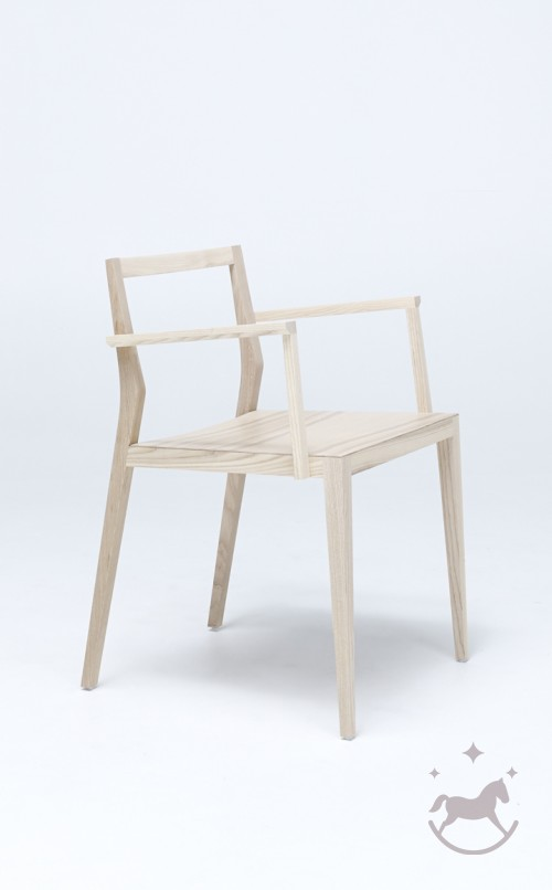 Ash Tree Chair GHOST PLUS