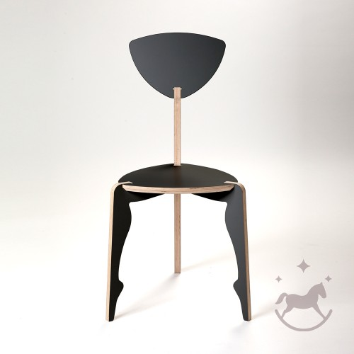 Chair BOLERO, black