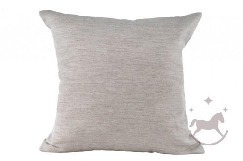 Linen cushion cover GREY