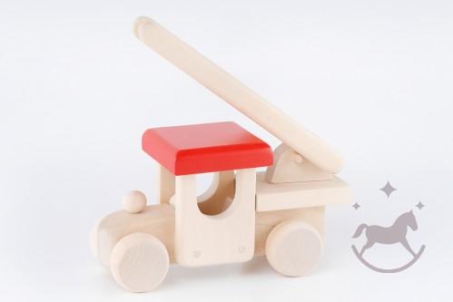 Handamde Wooden Crane
