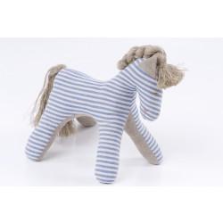 Linen Handmade Horse CAJA