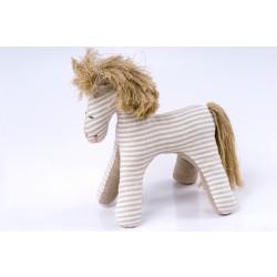 LInen Handmade Horse ANJA