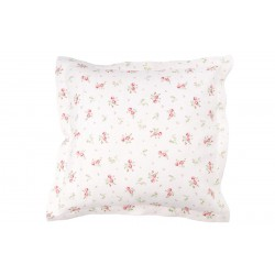 Linen Pillow Case, ROSE