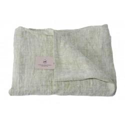 Linen Bath Towel, green