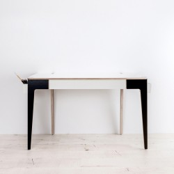 Desk WORKOHOLIC, black
