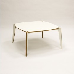 BOLERO Coffee Table, white