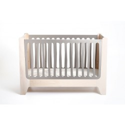 Baby Crib BIRD & BERRY Including Mattress