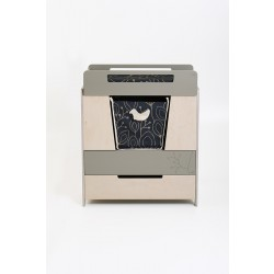 Dresser BIRD & BERRY + Toy box