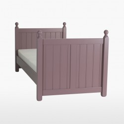 Freya Land Children's Panel Bed