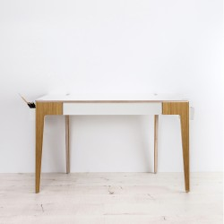 Desk WORKOHOLIC, oak