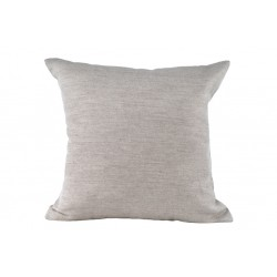 Linen cushion cover GREY