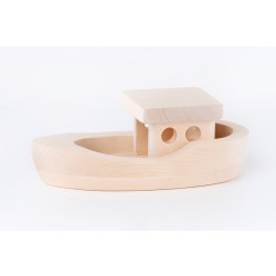 Handmade Wooden Boat