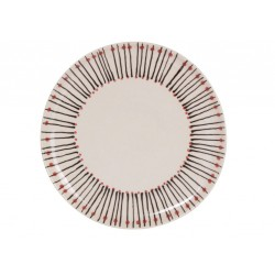 Side plate Papua
