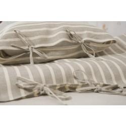 Linen Duvet Cover, ANNE
